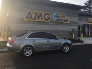 AMG Car Wash,MD