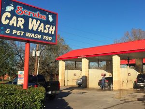 Scrubs Car Wash, Houston, TX
